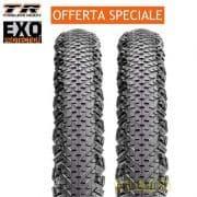 Coppia Maxxis Tread Lite 29x2.10 Tubeless Ready DUAL EXO 120TPI
