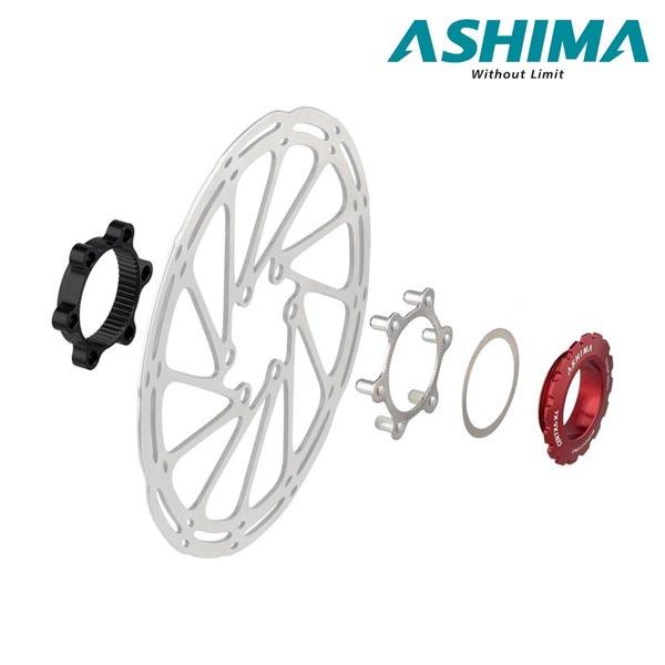 ashima adattatore center lock central xl