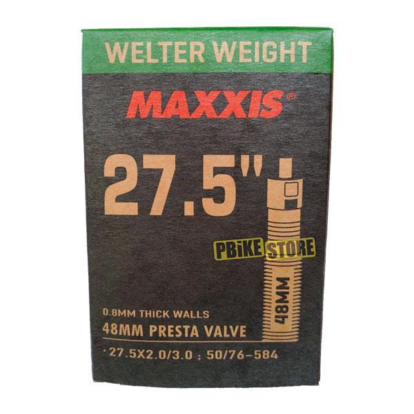 Camera d'aria Maxxis PLUS 27.5x2.50-3.00 Valvola Presta