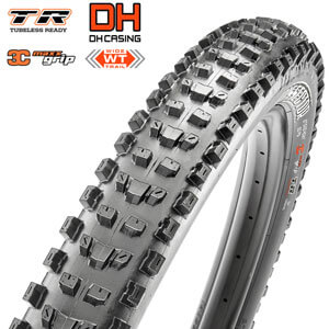Maxxis Dissector 27.5x2.40wt 2-ply DH 3C Maxx Grip Tubeless Ready