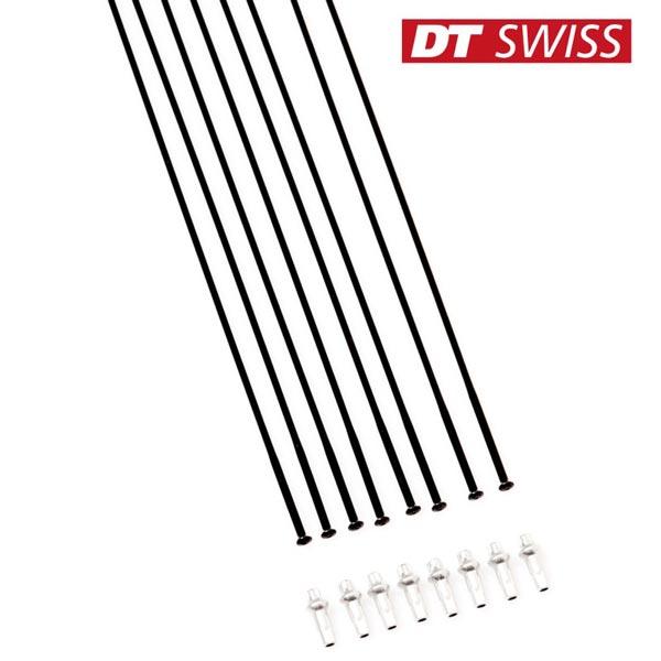 Dt-Swiss Kit 8 raggi ruote H 1900 spline 27.5 F+R