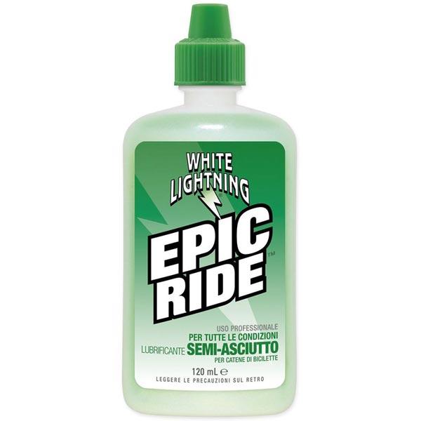 Lubrificante Sintetico Semi-Asciutto Epic Ride 120ml