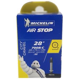 Michelin Airstop A3 Camere d'aria 700x35-47 Presta 40mm