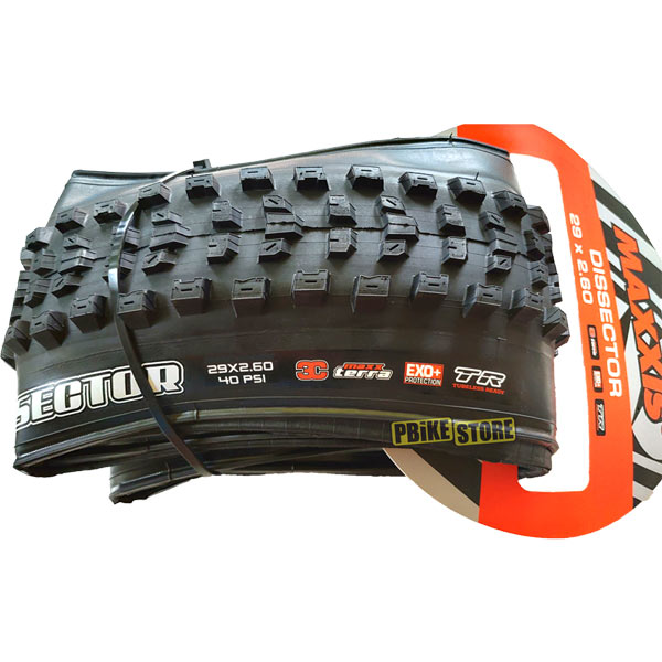 maxxis dissector 29x2,60 exo plus 3c tr