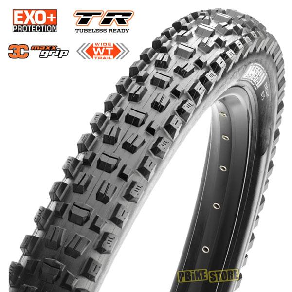 Maxxis Assegai 29x2.50 wt 3c Maxx Grip EXO+ Tubeless Ready