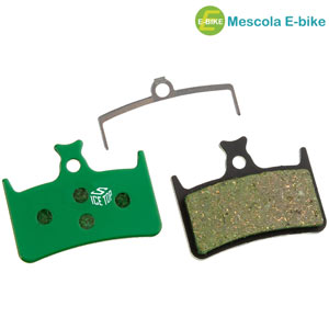 Pastiglie freno E-Bike per Hope E4