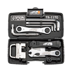 Super B TB-1170 Set multi Attrezzi Bici 24 in 1