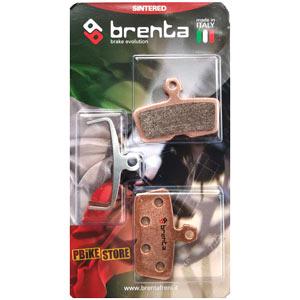 Brenta pastiglie Sinterizzate Sram Code R, RSC / Guide RE