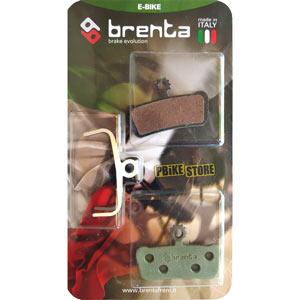 Brenta pastiglie E-Bike Sram Guide / G2