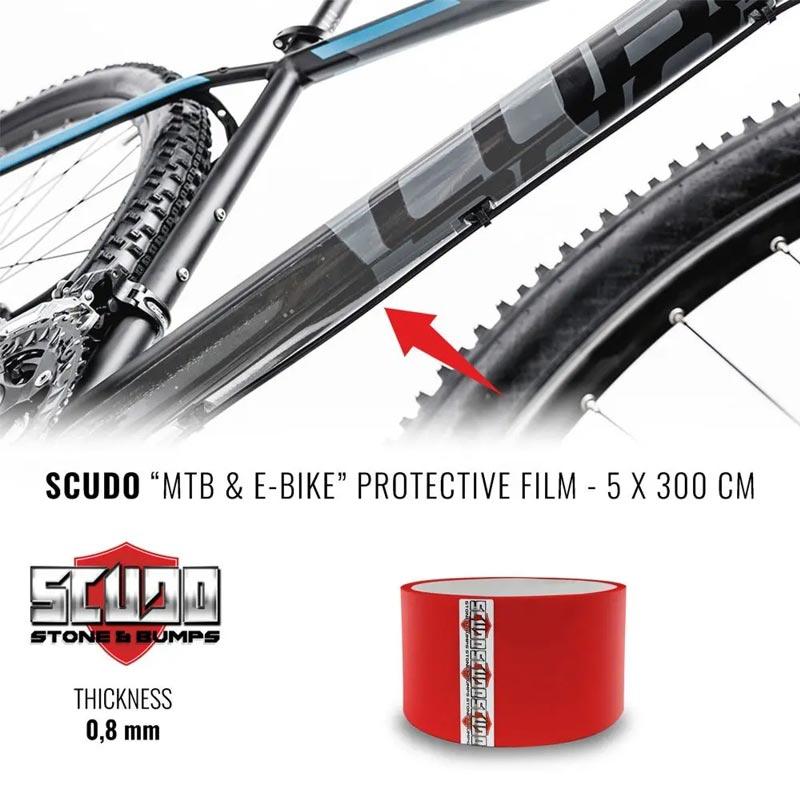 3M Nastro protezione telaio SCUDO trasparente, istruzioni d'uso
