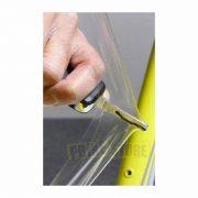 3M protezione telaio Rotolo trasparente 250x6 cm, prova di resistenza