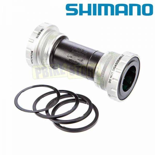 Calotte Movimento Shimano XT SM-BB70 BSA