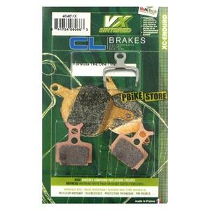 Formula R1-The One-Mega pastiglie freno CL-Brakes VX sinterizzate - confezione
