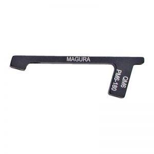 Adattatore Magura disco freno Anteriore QM-6 180mm