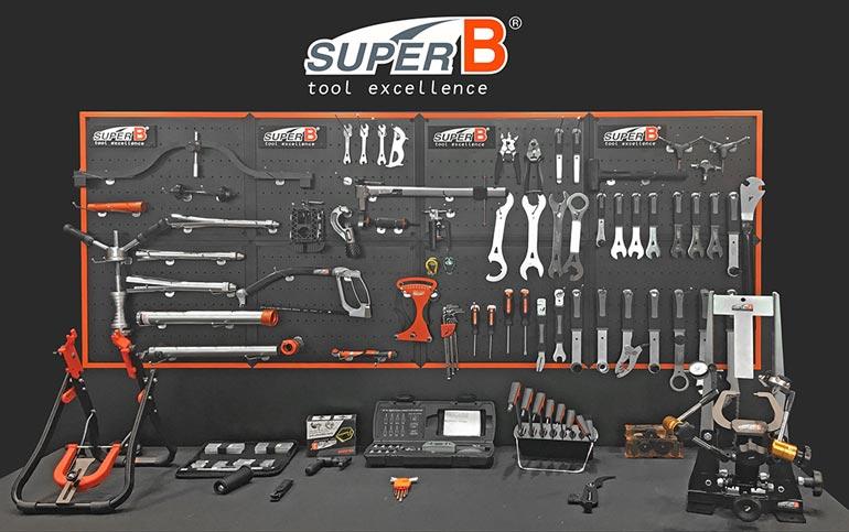 Super B Tools – Attrezzi officina per riparazione Bici