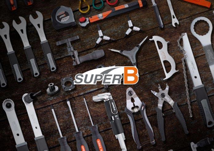 attrezzi riparazione bici mtb superb