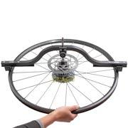 attrezzo per la campanatura ruote bici