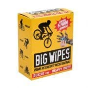 Big Wipes Heavy Duty 4x4 | 5 panni Pulizia Mani