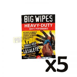 Big Wipes Heavy Duty 4x4, panno Pulizia Mani