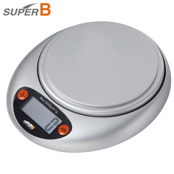 Super B TB-DS20 Bilancia Digitale da Banco