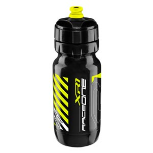 Borraccia MTB RaceOne XR1 Nero-Giallo 600ml