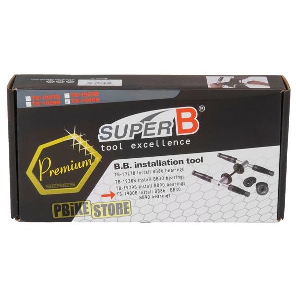 box pressa montaggio cuscinetti press-fit e bb30 tb-1900b