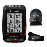 Bryton Rider 330T Ciclocomputer GPS ANT+