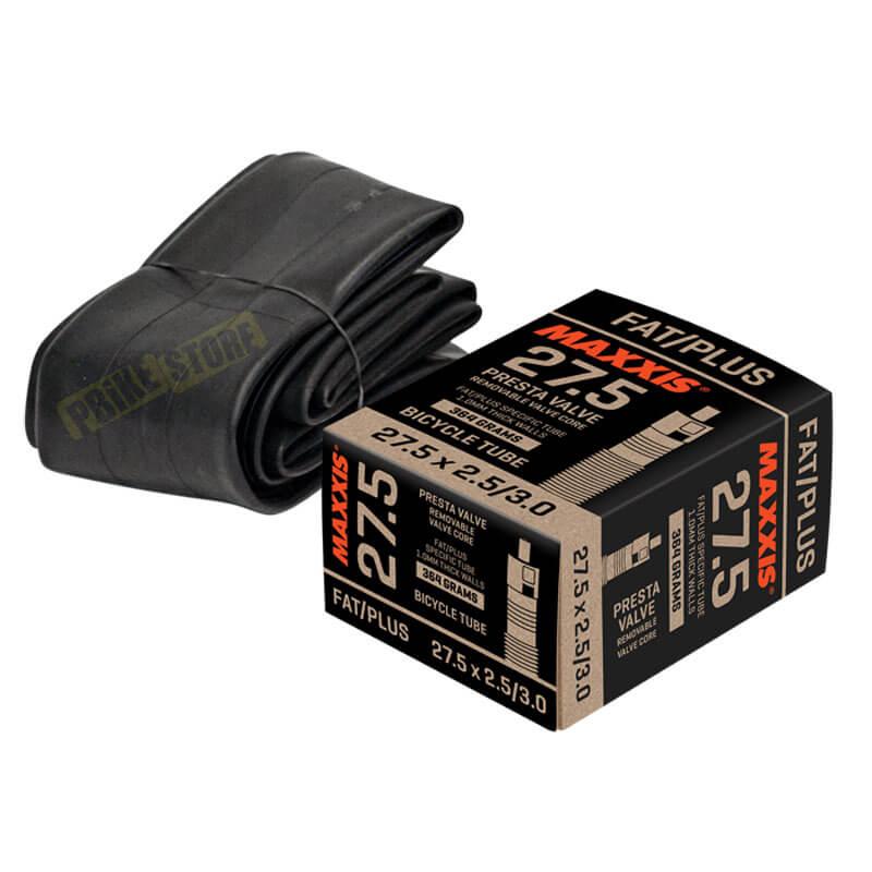 "maxxis camera d'aria 27.5"" plus 27.5x2.50-3.00 Presta SMONTABILE"