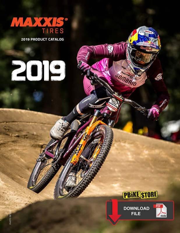 catalogo maxxis 2019 mtb
