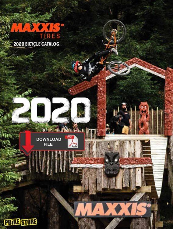 Catalogo Maxxis 2020 MTB e Bici