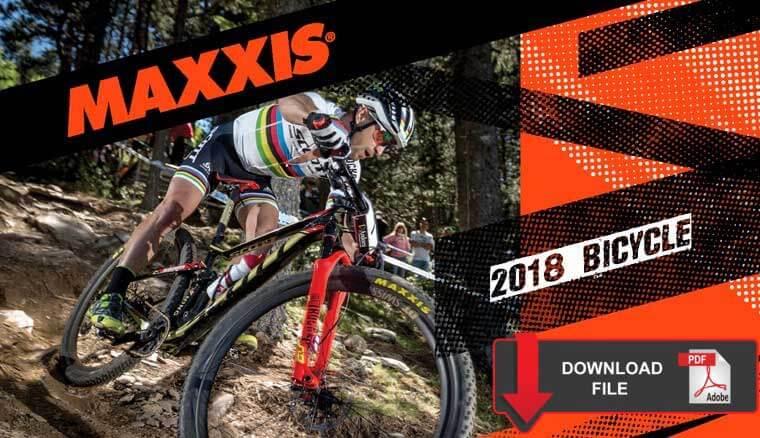 catalogo maxxis 2018 MTB