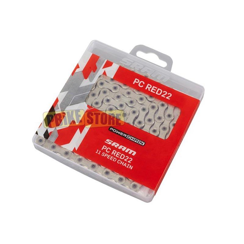 Catena SRAM PCatena SRAM Red 22 11 VelocitàC Red 22 11 Velocità
