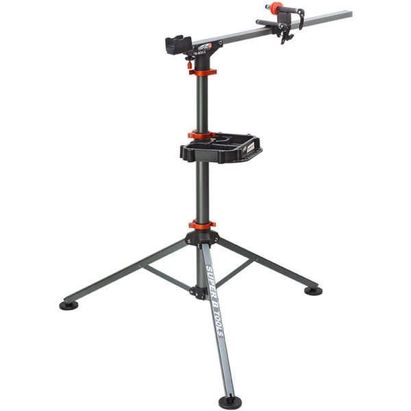 Super B Tb-Ws10 Cavalletto Bici Professionale in Alluminio Richiudibile