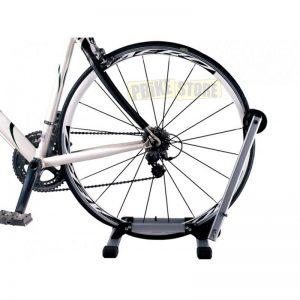 Cavalletto reggi bici Deluxe a molla ripiegabile TB-1908, Utilizzo