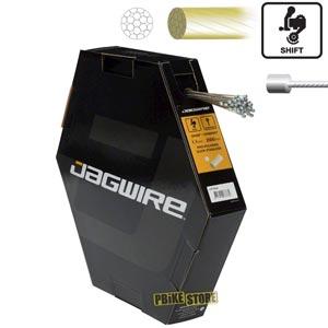 cavo cambio jagwire pro slick polished acciaio inox sram shimano scatola