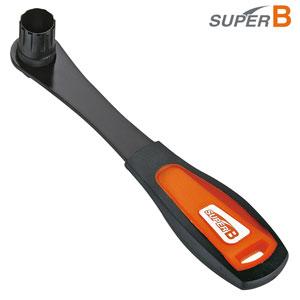 Super B TB-1465 Chiave ghiera per cassetta pignoni Campagnolo