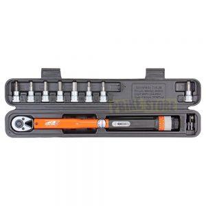 Chiave Dinamometrica 12-60 Nm Professionale Tb-Tw30, scatola