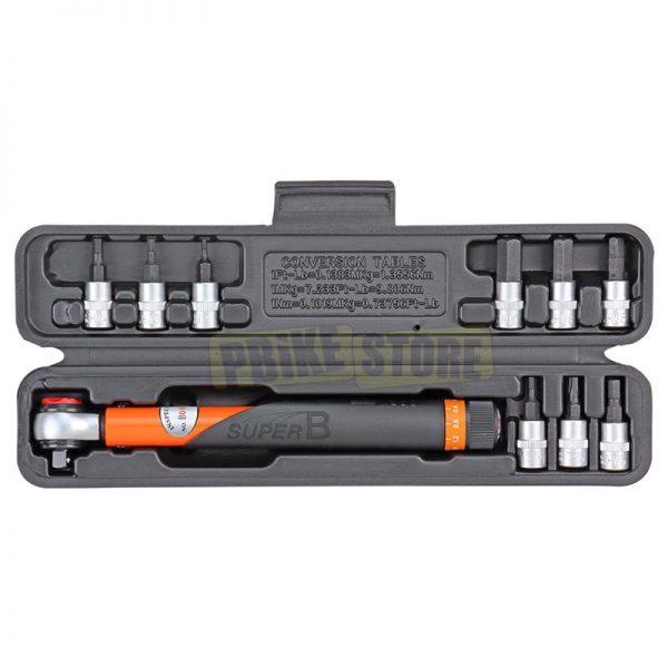 Chiave Dinamometrica 3-15 Nm Professionale Tb-Tw20, scatola