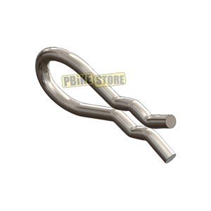 clips per viti fissaggio pastiglie freno Sram, Avid M4/M5