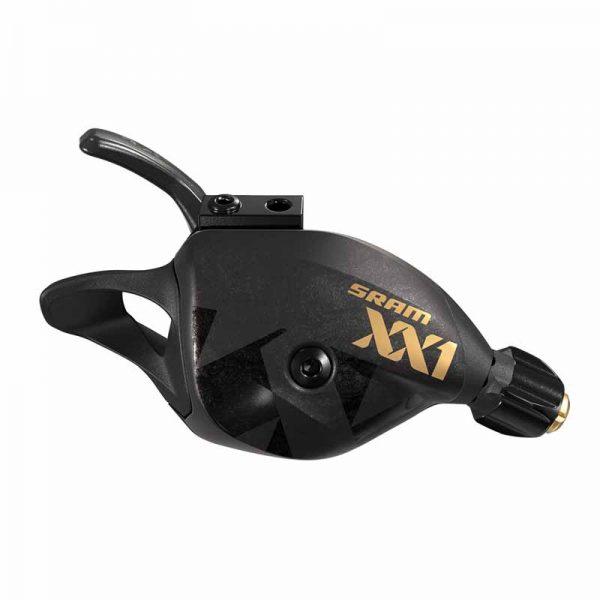 Comando cambio SRAM XX1 Eagle Gold Trigger 12V