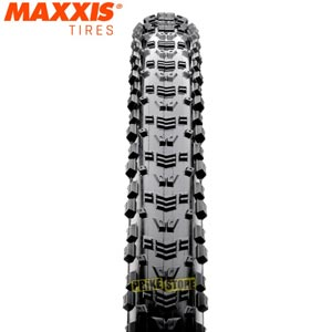 maxxis aspen 29x2.10 exo tr vista frontale