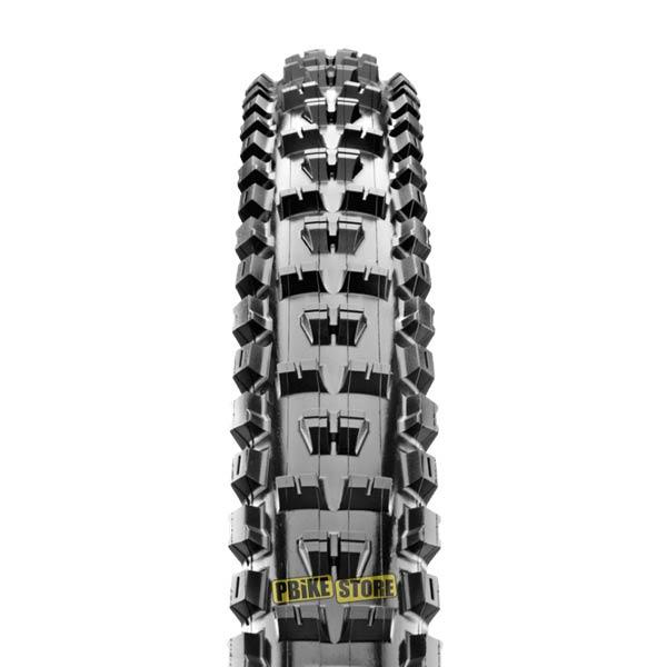 maxxis High Roller II 27.5x2.40 exo vista frontale