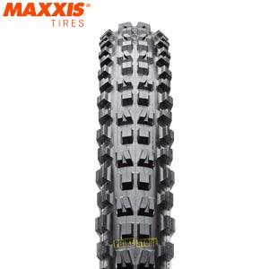 maxxis minion dhf 27.5x2.30 3c exo tr vista frontale