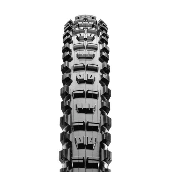 tb91149100 maxxis Minion DHR II 27.5x2.60 wt exo tubeless ready dual