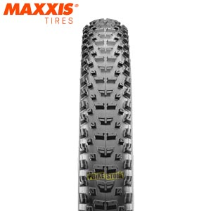 maxxis rekon 27.5x2.60 wt exo tr dual vista frontale