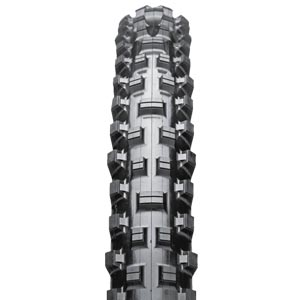 maxxis shorty 27.5x2.30 3c exo tr vista frontale