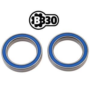 2 Cuscinetti BB30 6806 30x42x7