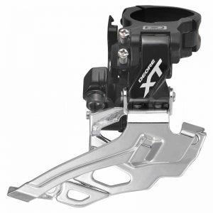 Deragliatore per doppia Shimano XT FD-M786 Down Swing