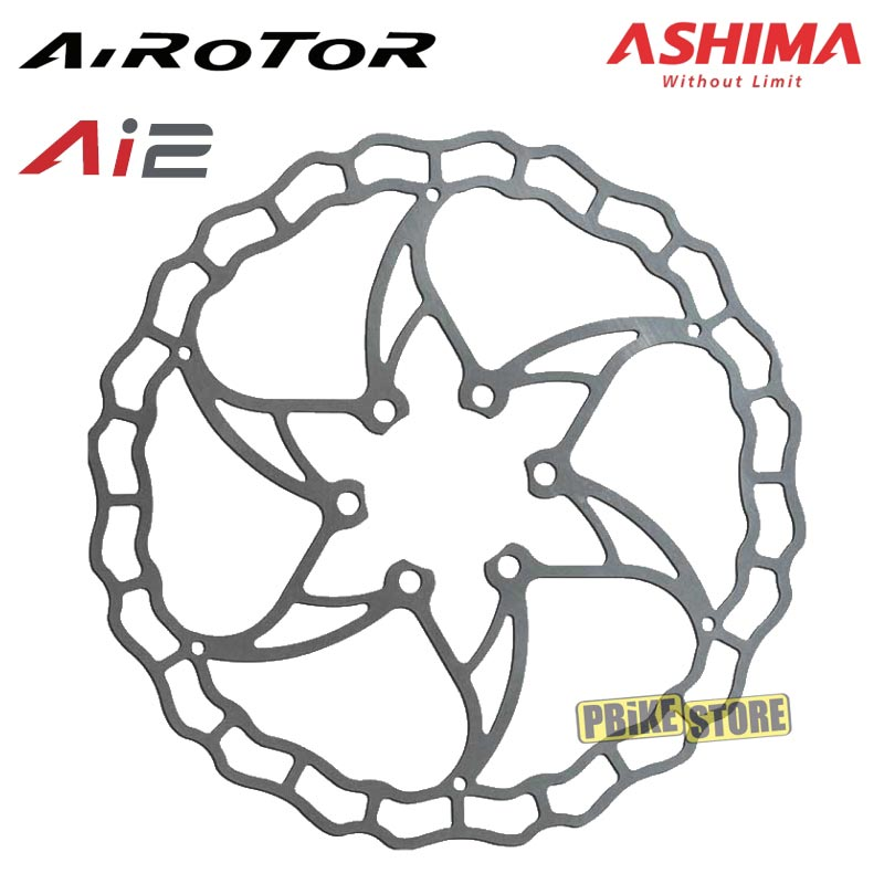 Ashima Ai2 Rotors 160mm ultra-light
