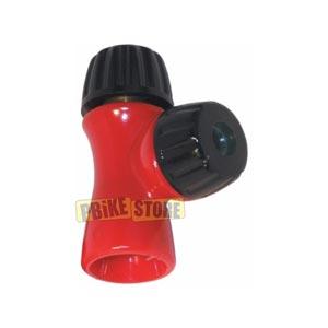 Erogatore di pressione per bombolette CO2 con Rubinetto